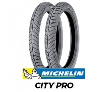 100/90-17 MİCHELİN CİTY PRO 55P ARKA LASTİK
