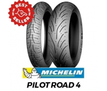 160/60R14 MİCHELİN PİLOT ROAD 4 SC 2CT 65H ARKA LASTİK