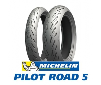 Michelin 120/70ZR17 58W Road 5 Ön Lastik